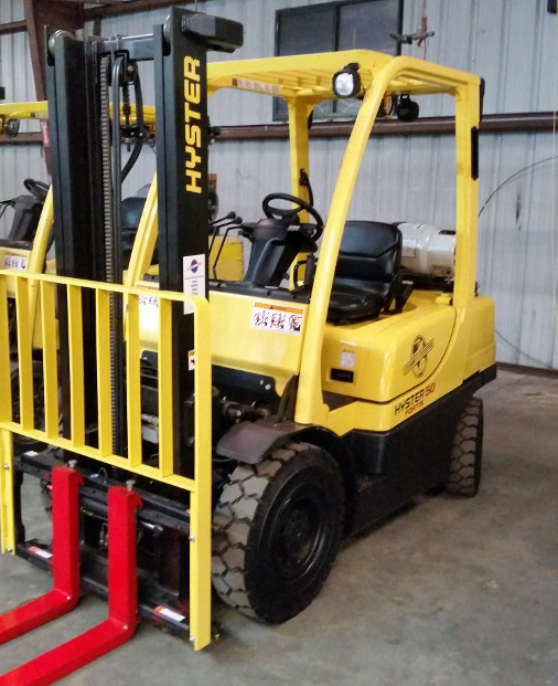 Large Forklifts in Houston, TX